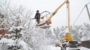 Минэнерго МО: электросетевые компании в режиме повышенной готовности