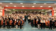Красногорское отделение ВДПО: урок безопасности в школе № 20