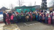 Красногорское отделение ВДПО:  общеобластная тренировка по эвакуации