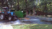 В период летней жары коммунальные службы Московской области работают в усиленном режиме