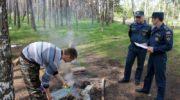 В Московской области проводится усиленная профилактика природных пожаров