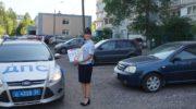 Сотрудники Госавтоинспекции г.о. Красногорск провели правовой ликбез на тему «Маленький пассажир – большая ответственность!»