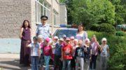 ОГИБДД по г.о. Красногорск:  «Светофор собирает друзей» в детском садике № 12