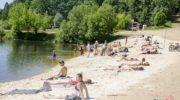 Как готовят пляжи Красногорска к купальному сезону