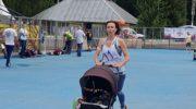 Фестиваль фитнес-мам в Красногорске