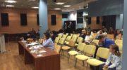 В Красногорске прошли первые презентации проектов на соискание премии «Наше Подмосковье»