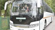 Ещё на двух автобусных маршрутах в Наро-Фоминске возобновлена работа систем аудиоинформирования