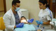 В Красногорском Dental Centre применяют инновационный хирургический шаблон для имплантации зубов