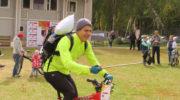 Третий этап Национального триатлона прошел в Красногорске