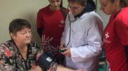 Минздрав МО: волонтеры-медики из Подмосковья присоединились к Всероссийской акции «Добро в село»