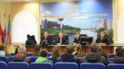 Красногорск. Сотрудники полиции провели для школьников городского округа «День открытых дверей»