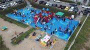 Губернаторскую детскую площадку открыли в Путилкове