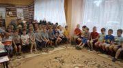Воспитанники подольского детского сада №16 узнали много нового о раздельном сборе мусора