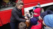 Красногорское отделение ВДПО: проведена экскурсия для школьников «Пожарный – герой, он с огнём вступает в бой!»