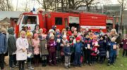В НОЧУ «Свято-Георгиевская гимназия» прошла учебная эвакуация