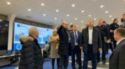 Александр Самарин посетил с рабочим визитом филиал ПАО «МОЭСК» – «Западные электрические сети»