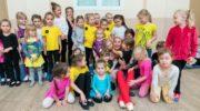 Анастасия Волочкова провела конкурсный отбор юных артистов в Красногорске