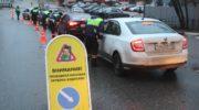 Профилактическое мероприятие «Перевозка пассажиров» провели инспекторы Красногорска