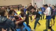 Красногорск: массовая драка на турнире по джиу-джитсу
