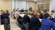 В Красногорске сотрудники полиции провели круглый стол по проблеме потребления табачной продукции несовершеннолетними