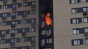 Красногорск. Пожар в ЖК «Молодежный»
