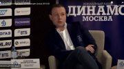 «Красногорск-Арена» станет домашним стадионом для хоккеистов московского Динамо