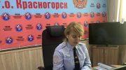 Видеоконференцию, посвященную 88-летию создания службы пропаганды ГАИ — ГИБДД, провели в Красногорске
