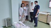 Красногорская городская больница № 1: рабочий визит министра здравоохранения