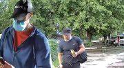 Благодаря системе Безопасный регион» задержаны правонарушители, совершившие нападение на курьера в подъезде жилого дома